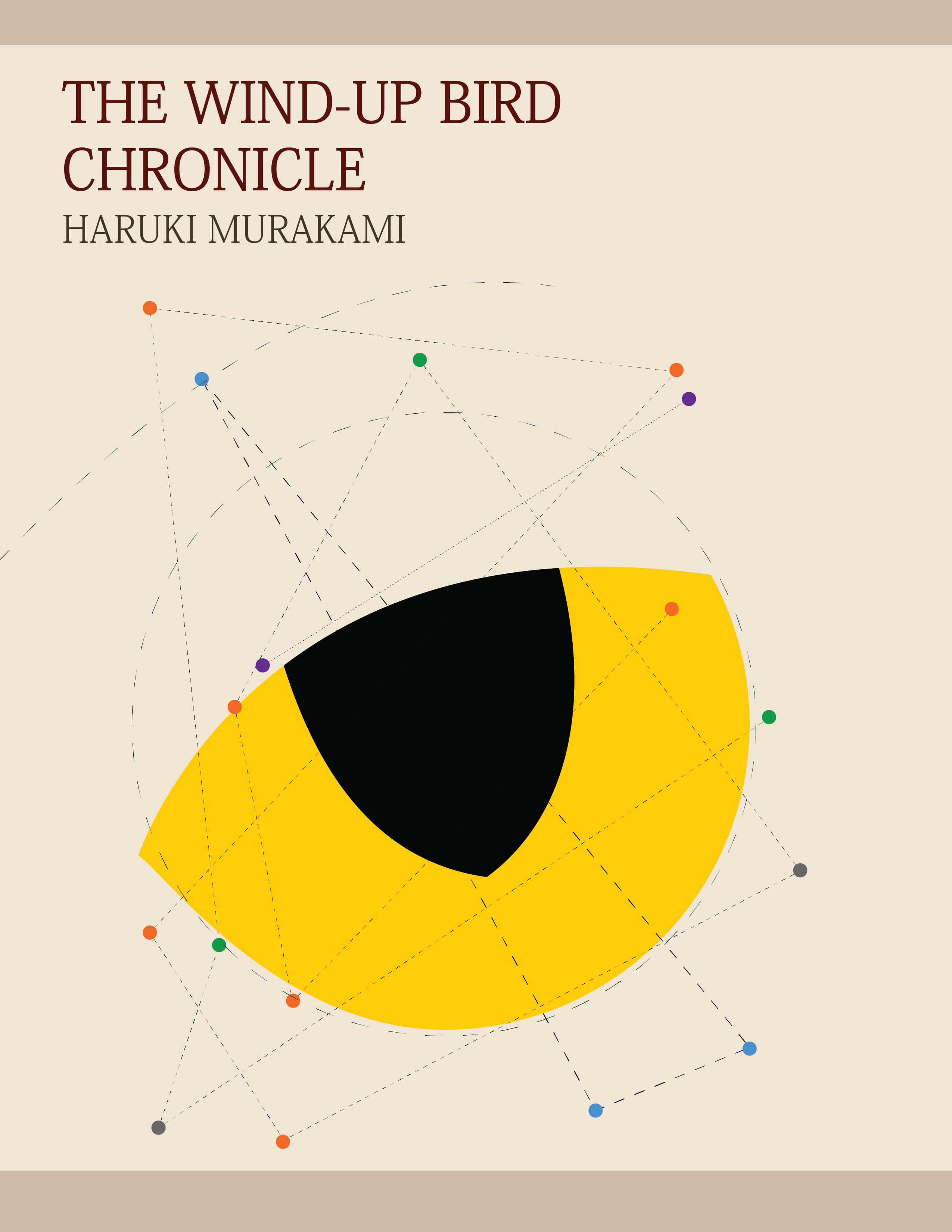 wind up bird chronicle essay In the fall of 1994, in a series of essays for the japanese magazine marco  (the  wind-up bird chronicle, like most of murakami's work, was.
